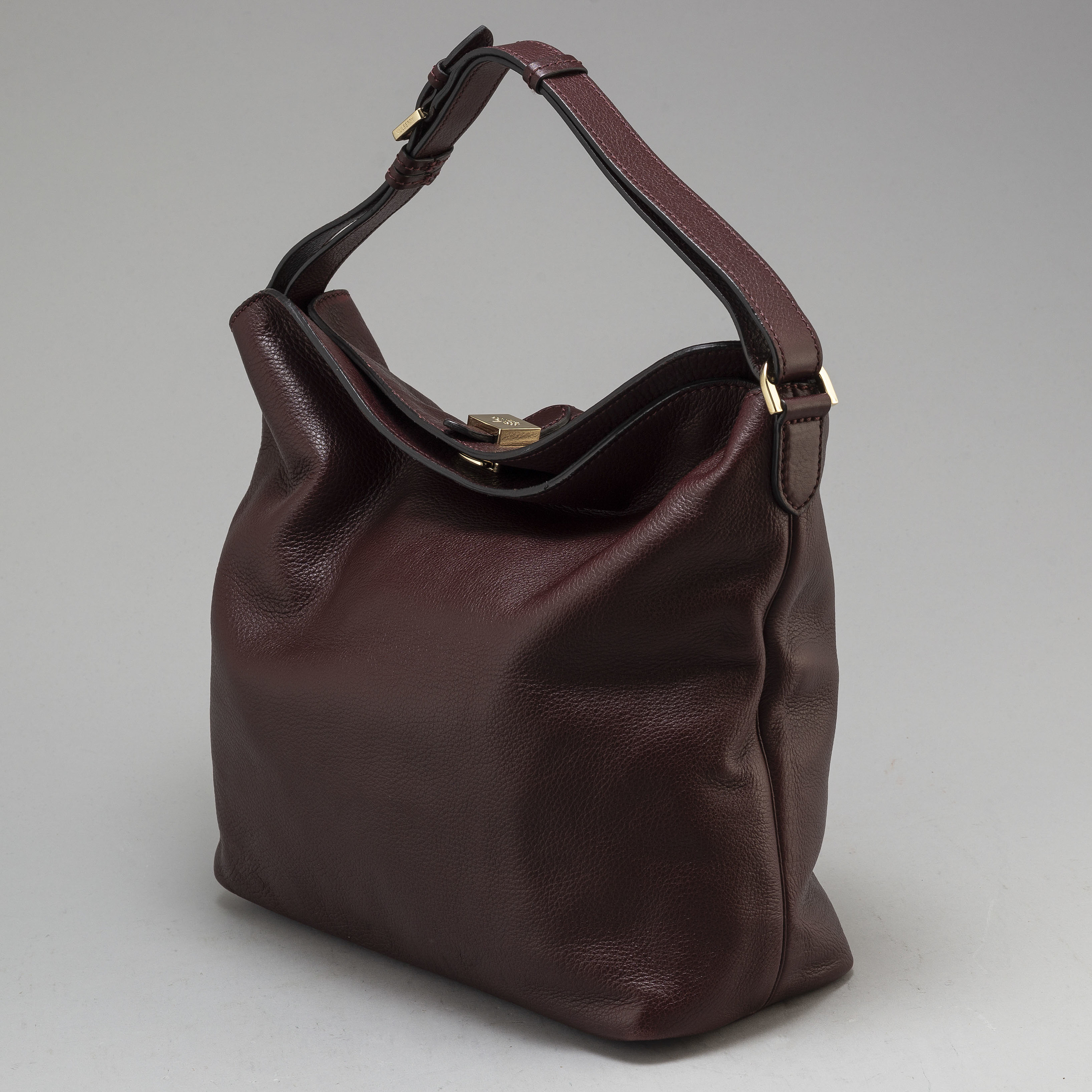new cheap new release best MULBERRY, a 'Freya' leather hobo bag. - Bukowskis