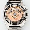 Omega, seamaster, chronograph, 42 x 49 mm
