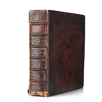 Erik Dahlbergh, Suecia antiqua et hodierna, Stockholm [1661-] 1715, med hundratals gravyrer.