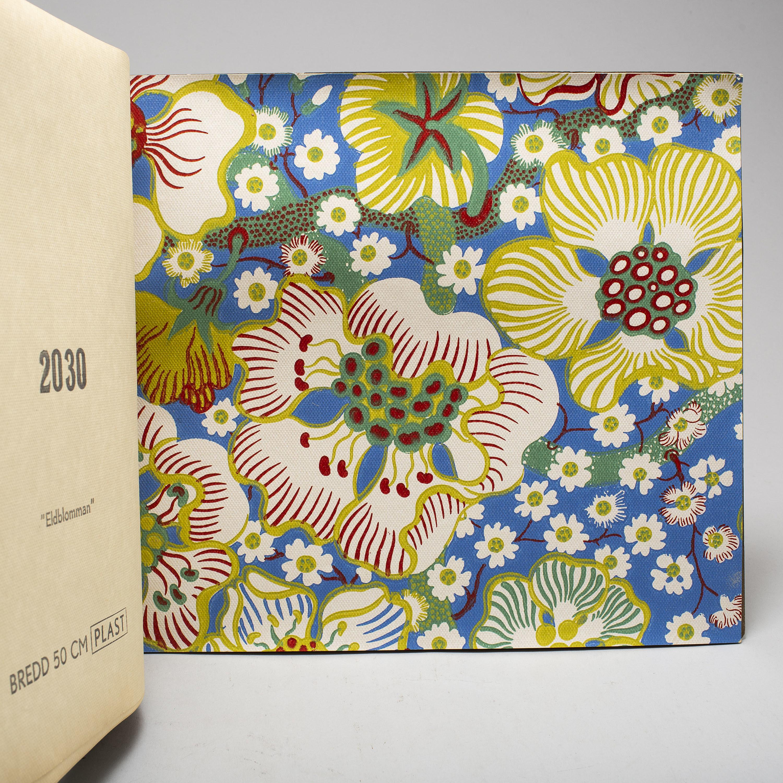 Josef Frank Wallpaper Samples Norrkopings Tapetfabrik 1959