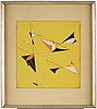 Richard lohse, lithograph in color, signed and numbered 85/100.
