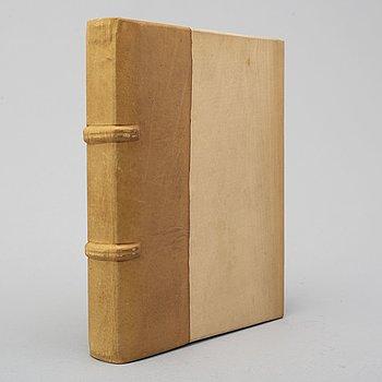 BOOK, Incunable, Nürnberg 1495.