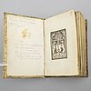 Book, printed entirely printed on vellum, 1504.