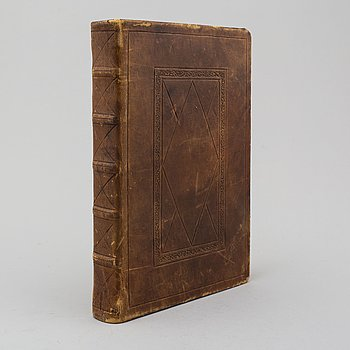 BOOK, Incunable, Venice 1482.