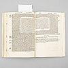 Book, cicero's tusculan disputations, venice 1516.