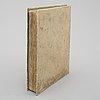Book, incunable, brescia 1500.