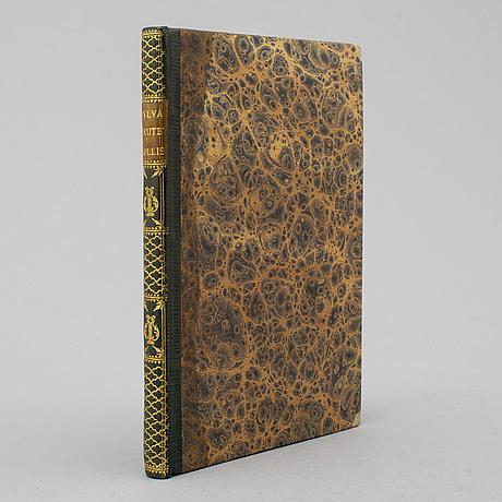 Book, botany: on trees, 1538.