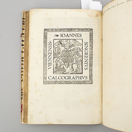 Book, solinus, 1520.