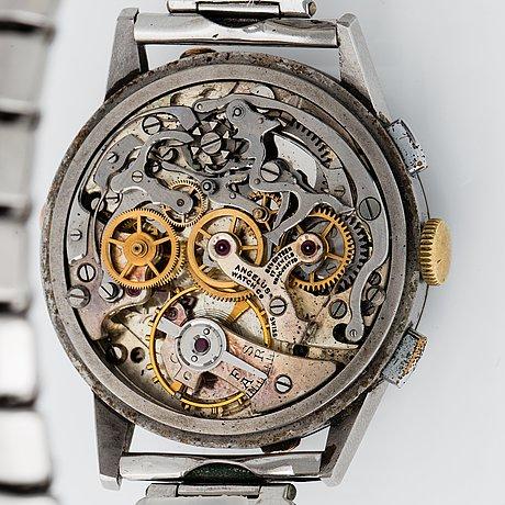 "Angelus, chronodato, ""tropical dial"", chronograph."