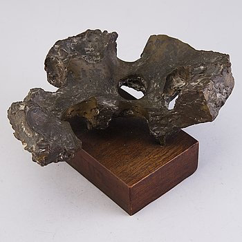TERHO SAKKI, bronsskulptur, signerad och daterad -68.