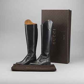 GUCCI, boots, size 38,5.
