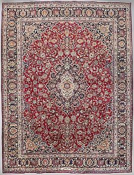 MATTA, troligen Kashmar, signerad, 400 x 300 cm.