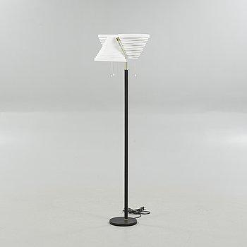 A A809 floor lamp by Alvar Aalto for Artek, designed in 1959.