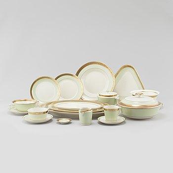 """SERVIS, 84 pieces, porcelain service """"Dagmar"""" by Royal Copenhagen, Denmark."""