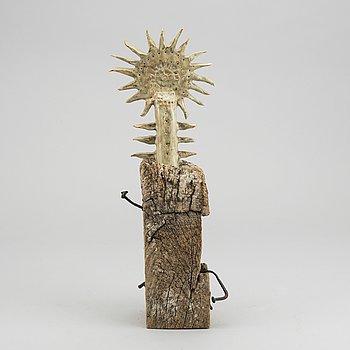 ALF JARNESTAD, skulptur, etikettsignerad.