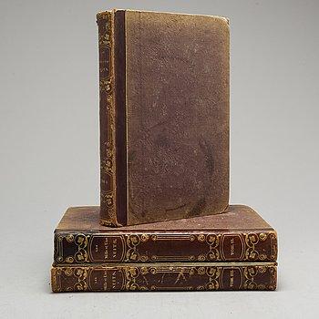 TUSEN OCH EN NATT, 3 volymer, Les Mille et une Nuits, I-III, Paris omkring 1900.