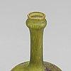Wilhelm kralik sohne, a 1910 handpainted glass vase.