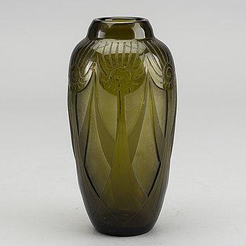 THEODORE LEGRAS, vas Art Deco ca 1920.