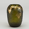 Theodore legras, an acid etched glass vase around 1925