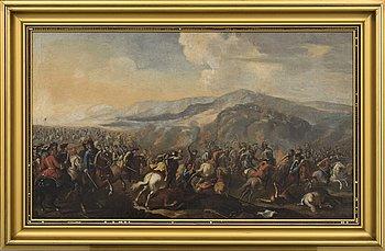 JACQUES COURTOIS KALLAD LE BOURGUIGNON, HANS ART.