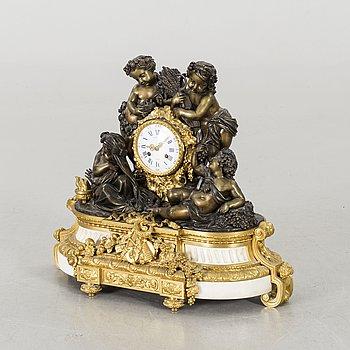 BORDSPENDYL, nyrokoko, Vittoz A Paris, Frankrike, 1800-talets slut.