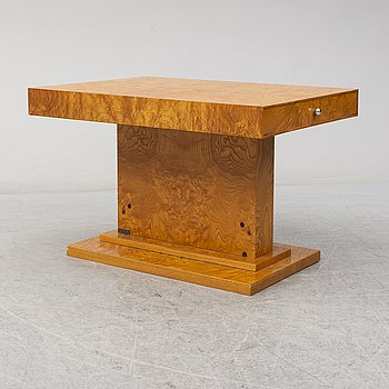 A Grange coffee table, late 20th century.
