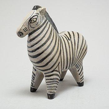 Lisa Larson, Gustavsberg, a stoneware figurine.
