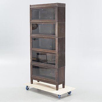 A book cabinet by Åtvidaberg from the first half of the 20th century.