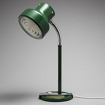 "ANDERS PEHRSON,  bordslampa, ""Bumlingen"", Atelje Lyktan, Åhus, 1960/70-tal."