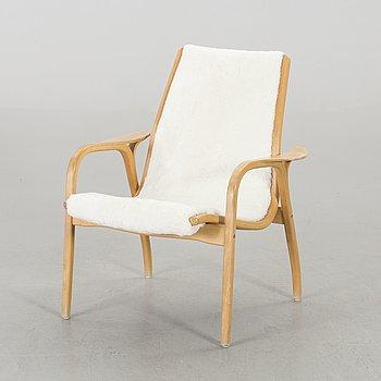 YNGVE EKSTRÖM, a Laminett easy chair.