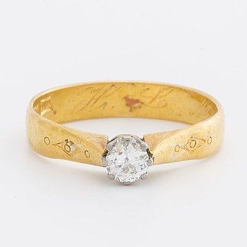 Dating antika diamant ringar