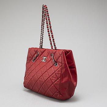 "CHANEL, väska ""Tote bag"", 2009-10."