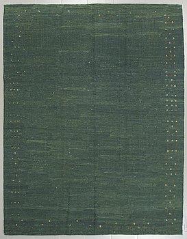 MATTA, slätväv, persisk, 268 x 208 cm.