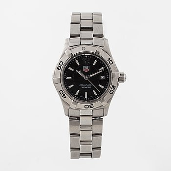 TAG HEUER, Aquaracer lady, armbandsur, 27 mm.