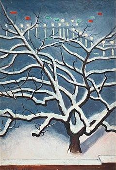 """410. Einar Jolin, """"Winter's night"""" (Vinternatt)."""