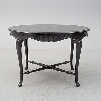 A mid 20th century Rococo style table.