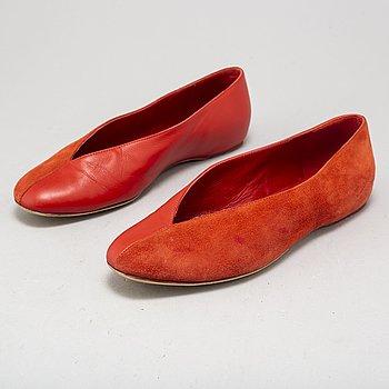 HERMÈS, skor, storlek 37½.