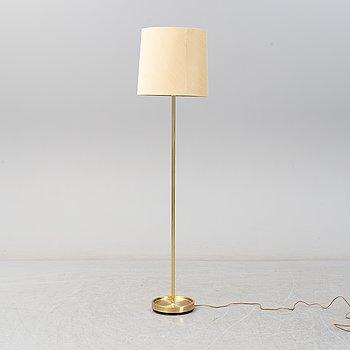 GOLVLAMPA, mässing, Fagerhults belysning, 1900-talets andra hälft.