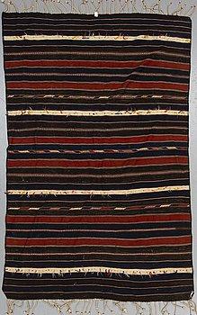 MATTA, slätväv, old Oriental/Nordafrika, ca 239 x 160 cm.