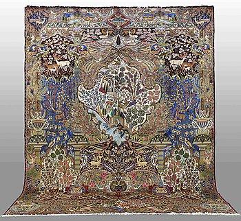 MATTA, Figural Kashmar 400 x 300 cm.