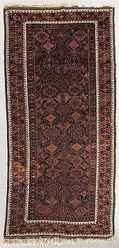 MATTA Beludj Timuri seminatik ca 212 x 105 cm.