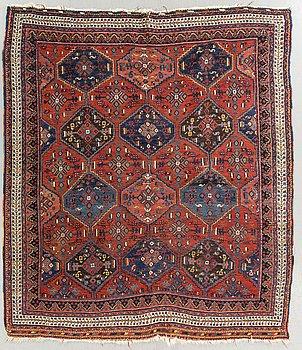 MATTA Afshar antik ca 191 x 143 cm.