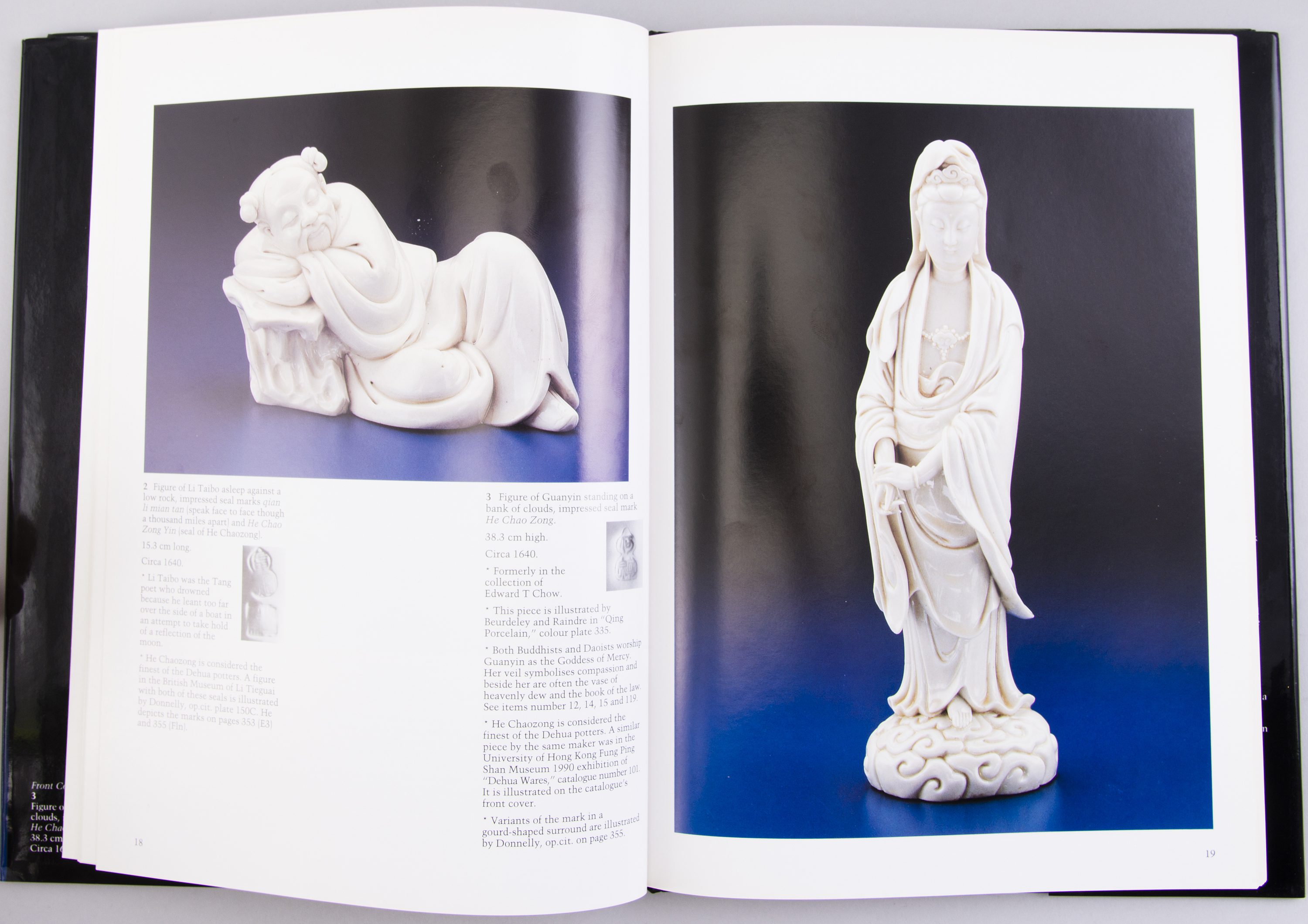 TEN BOOKS, Chinese porcelain and antiques  - Bukowskis