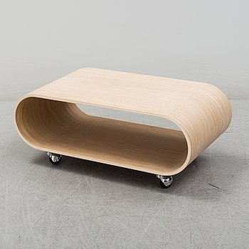 A 21st century 'Velodrome' coffee table by Peter Eklås for Designtorget.