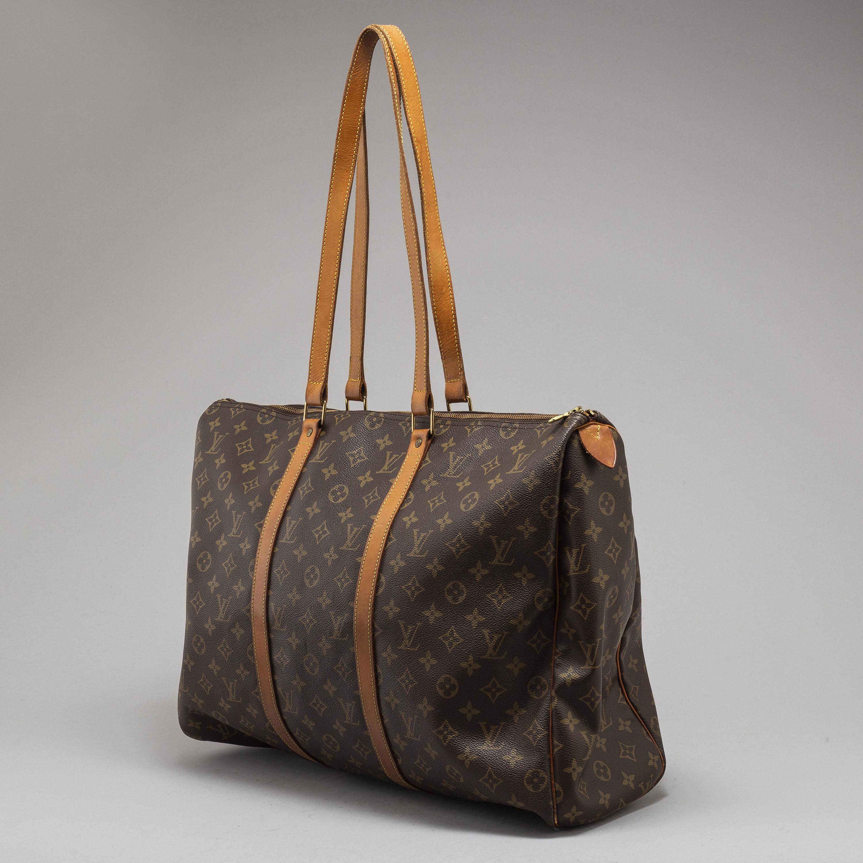 Sav On Bags >> Louis Vuitton Sav Flanerie Weekend Bag Bukowskis