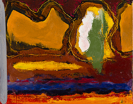 Paul osipow, oil on canvas, signed and dated 2005.