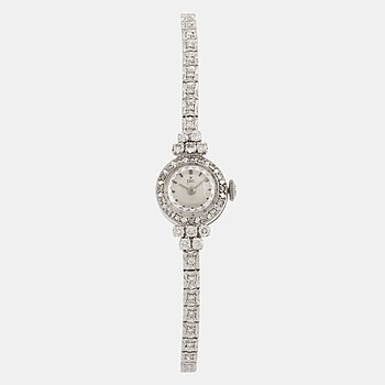 EBEL, Smyckes/damarmbandsur med diamanter.