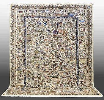 MATTA, Figural Kashmar 395 x 300 cm.