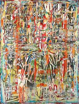 191. Alfred Boman, Untitled.
