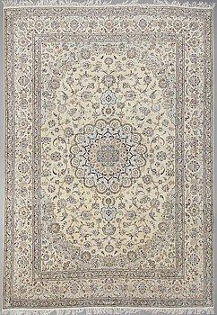 MATTA, Nain, part silk, 9 LAA, ca 473 x 370 cm.